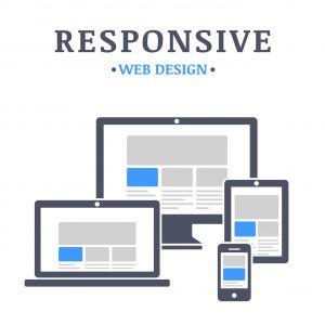 Sito responsive web design per diversi dispositivi
