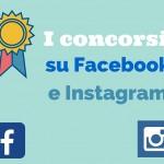 Concorsi-Facebook-Instagram