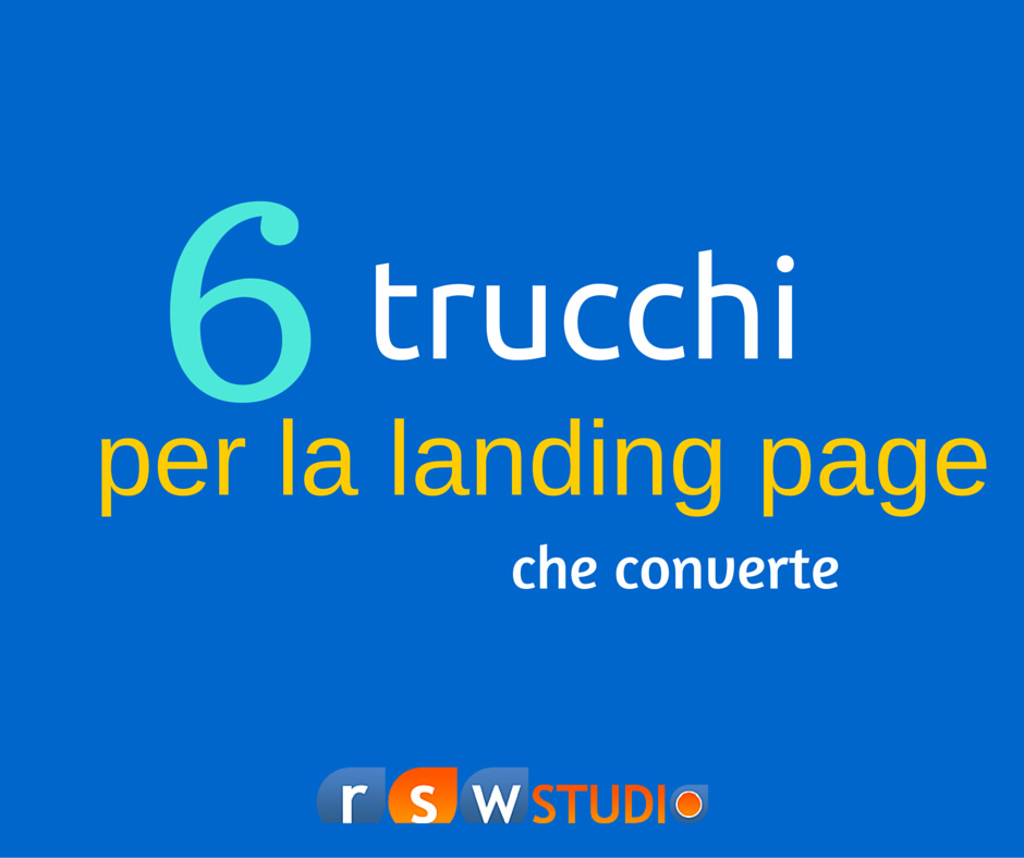 trucchi-landing-page
